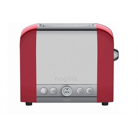 Toaster Magimix rouge 11506
